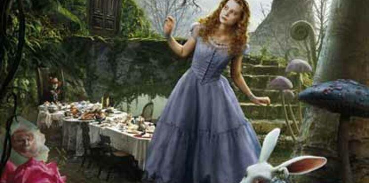 Découvrez le pays des merveilles d'Alice, par Tim Burton