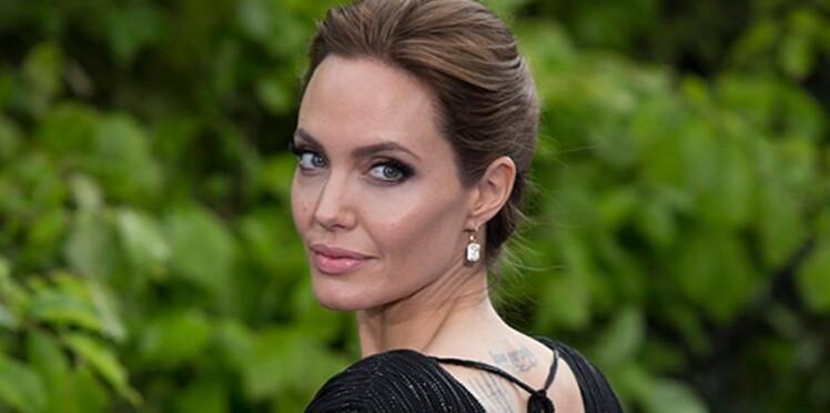 """Angelina Jolie: """"Entre Brad et moi c'est le nirvana"""""""