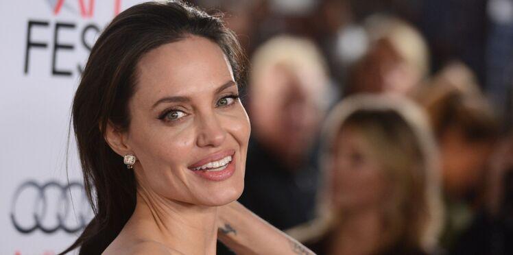 """Angelina Jolie se confie sur son nouveau film très personnel """"vue sur mer"""""""