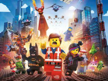Coup de coeur ciné : La grande aventure Lego et Gloria