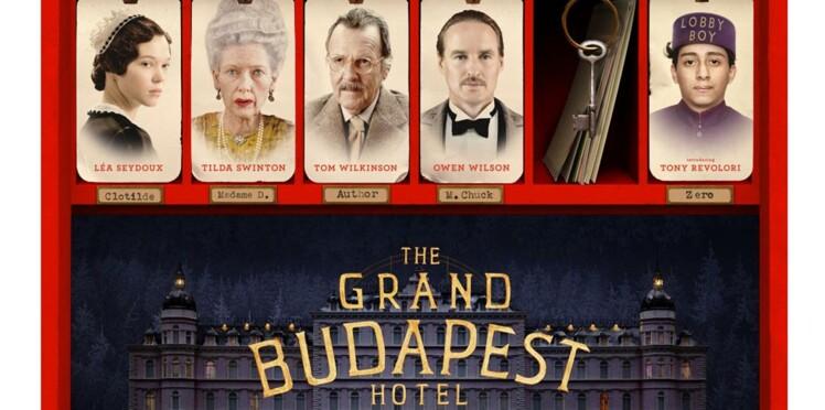 Coups de coeur ciné : The grand budapest hotel et Terre des ours