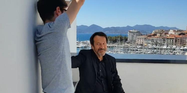 Dans les coulisses de Cannes : le charme de Jean-Hughes Anglade