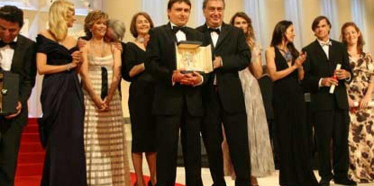 Le Palmarès de Cannes 2007