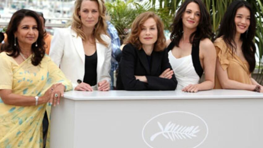 Festival de Cannes, 5 femmes illuminent le jury