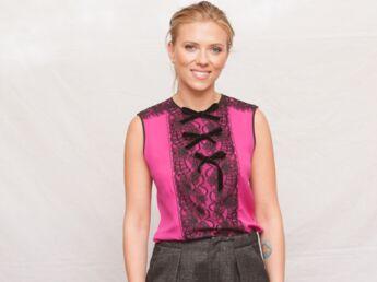 "Scarlett Johansson : ""J'essaye de rester une fille accessible"""