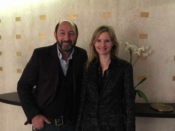 """J'ai rencontré Kad Merad pour la sortie de son film """"Marseille"""""""