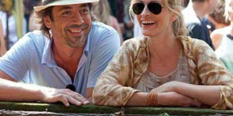 Mange, prie, aime : les interviews de Julia Roberts et Javier Bardem