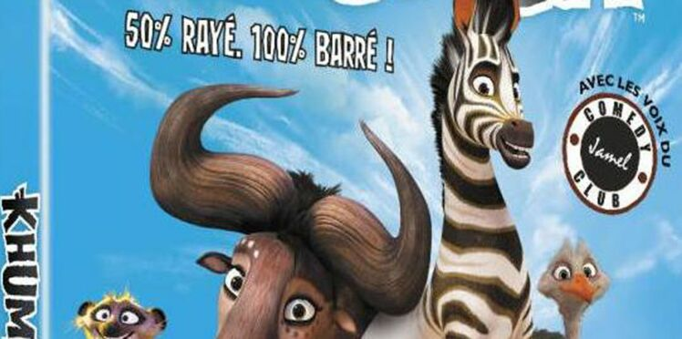Khumba : le zèbre le plus fun de la savane disponible en DVD