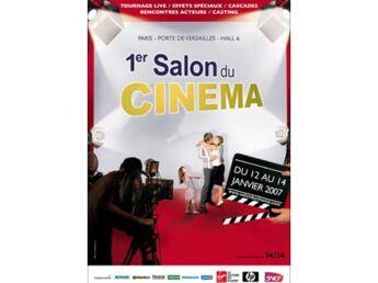 Le Salon du cinéma  ouvre ses portes