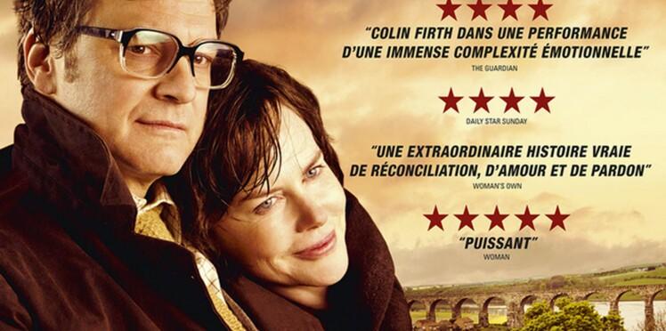 """Colin Firth et Nicole Kidman bouleversants dans """"Les voies du destin"""""""