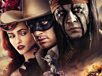 Les films de la semaine : Lone Ranger et Oggy et les cafards