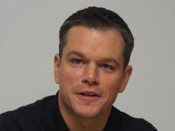 """Matt Damon : """"Je tiens à mon image de gendre idéal"""""""