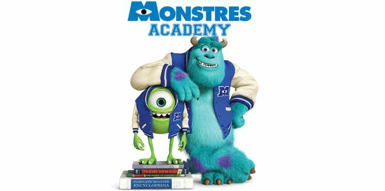 Monstres academy : l'avant-première avec les petits