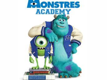Les films de la semaine : Monstres academy et Marius