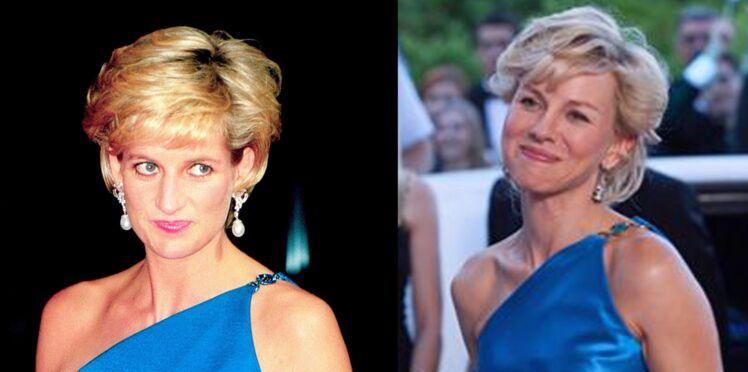 Naomi Watts, le sosie de Diana ?