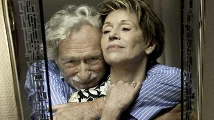 """Pierre Richard : """"Je suis ravi d'avoir Jane Fonda pour femme!"""""""