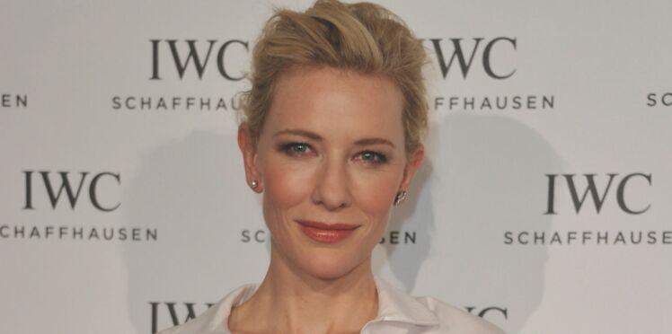 """Cate Blanchett : """"Un vrai homme montre ses failles avant ses muscles"""""""