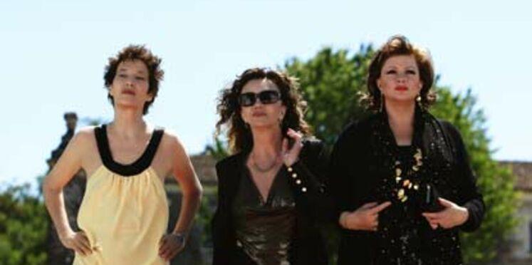 Interview de Catherine Jacob, à l'affiche de Thelma, Louise et Chantal