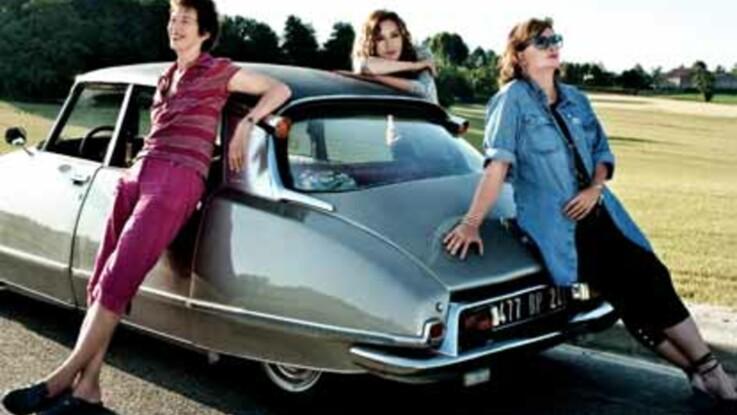 Découvrez en exclusivité les extraits du film Thelma, Louise et Chantal