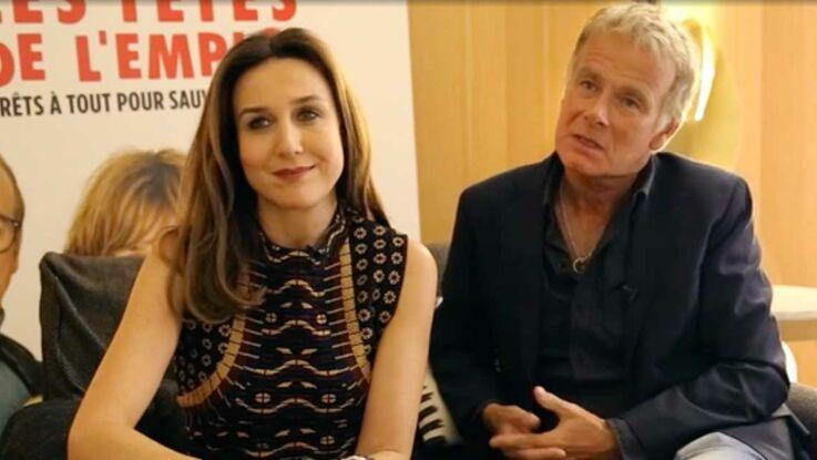 """Vidéo : l'interview """"têtes de l'emploi"""" de Franck Dubosc et Elsa Zylberstein"""
