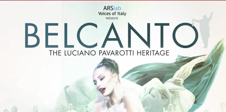 Avec Belcanto, mettez vos pas dans ceux de Luciano Pavarotti!