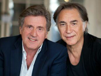 """Daniel Auteuil et Richard Berry: Au théâtre avec """"Nos femmes"""""""