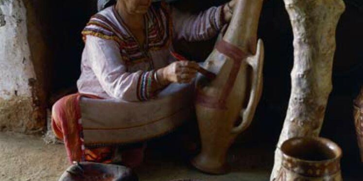 """""""Ideqqi"""", l'art des femmes berbères"""