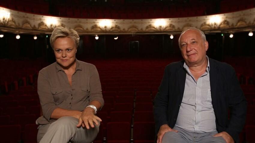 """Muriel Robin et François Berléand : """"On est d'accord: rire est un devoir"""""""