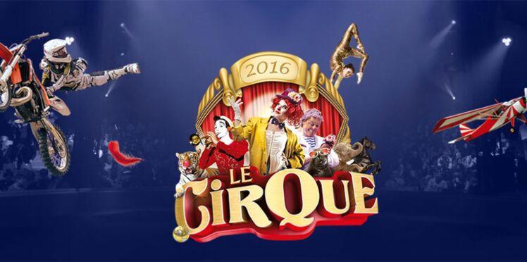 Arlette Gruss: Le Cirque, la tournée continue!