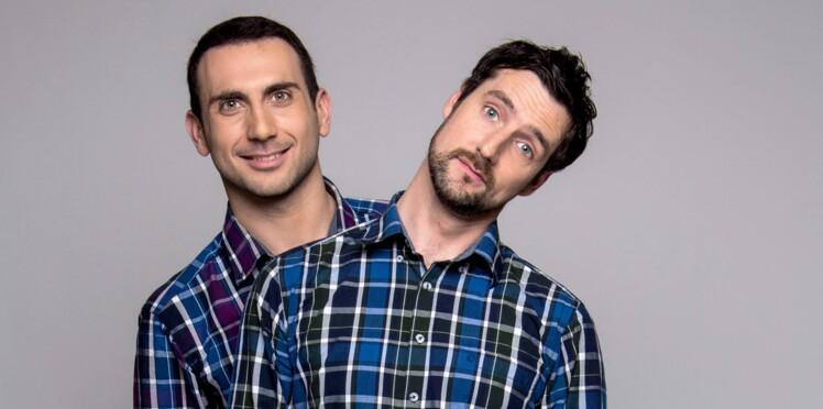 Les Décaféinés : un « two-men show » surexcité