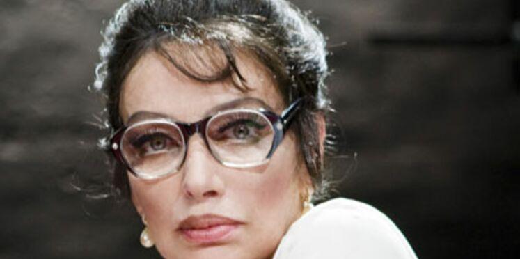 Marie Laforêt dans la peau de La Callas