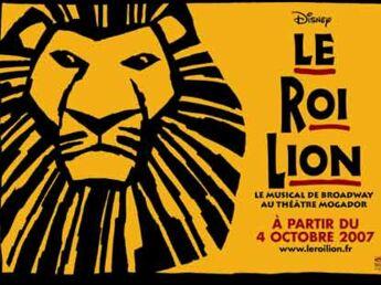 Infos pratiques Roi Lion