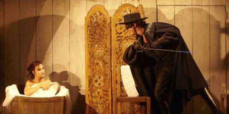 Zorro, les images de la comédie musicale
