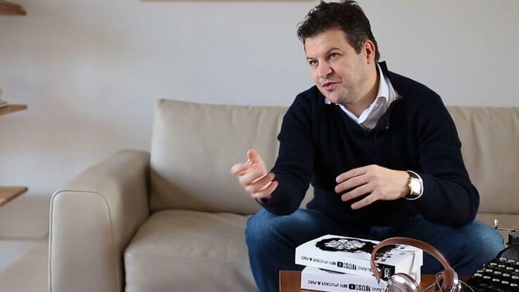Exclu: Guillaume Musso présente et lit un extrait de son nouveau roman