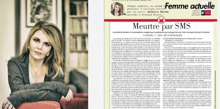 Inédit: Histoire sans fin, le chapitre 11 signé Nathalie Rheims