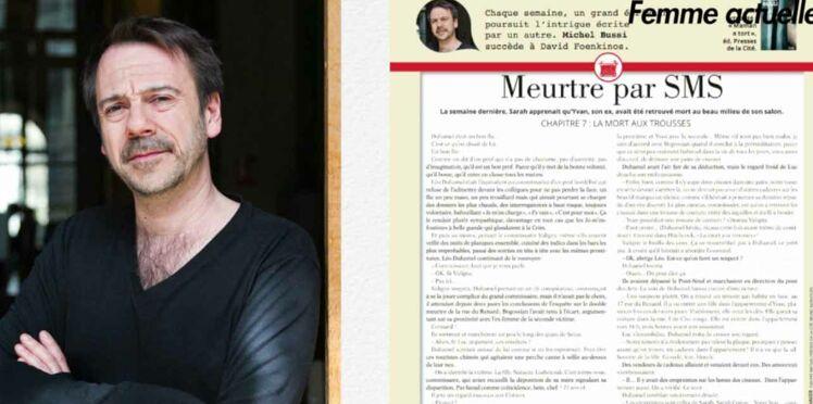 Inédit: Histoire sans fin, le chapitre 7 signé Michel Bussi