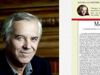 Inédit: Histoire sans fin, le chapitre 8 signé Philippe Grimbert