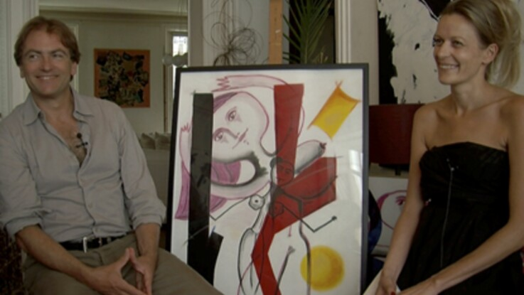 Interview croisée de Didier van Cauwerlaert et Soy