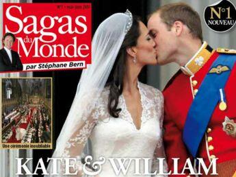 Kate et William sous l'oeil de Stéphane Bern