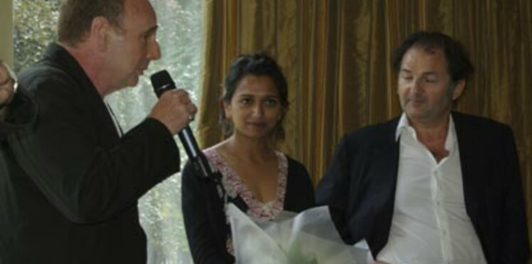 Nathacha Appanah, lauréate du prix du roman Fnac