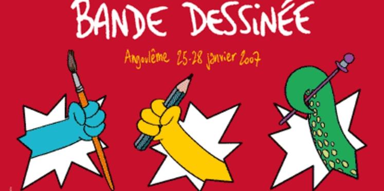 Le festival de la BD d'Angoulême est ouvert !