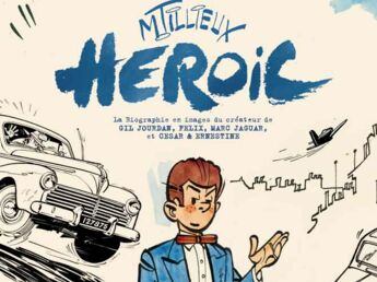 Maurice Tillieux et l'enfance Héroïc