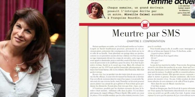 Inédit: Histoire sans fin, le chapitre 3 signé Mireille Calmel