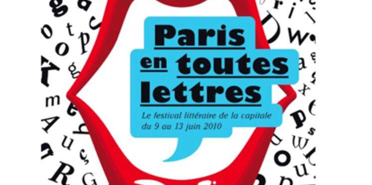 Paris célèbre la littérature du 9 au 13 juin