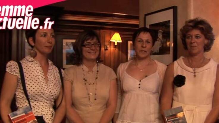 Remise des prix du Roman Femme Actuelle 2011