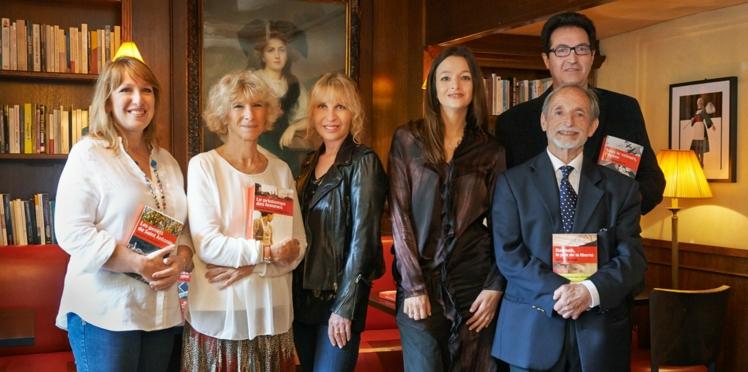 Remise du prix du roman Femme actuelle 2014