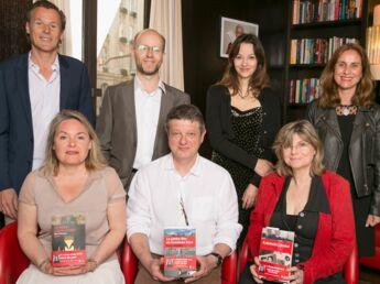 Grand prix du roman 2015 : Un trio gagnant de belles plumes