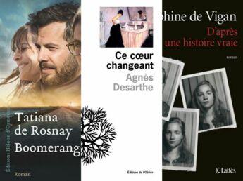 Rentrée littéraire 2015 : 11 livres incontournables écrits par des femmes