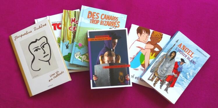 Aventures, BD, autobiographie… Notre sélection de livres jeunesse