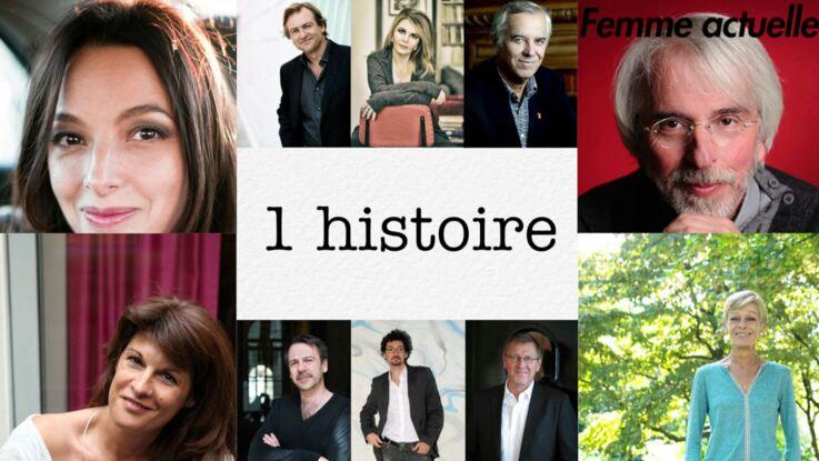 Exclu: Une histoire inédite signée par 13 grands auteurs